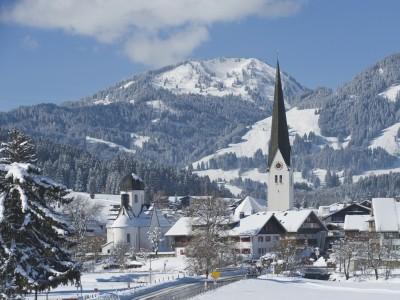 Adventsreis naar de Allgäu