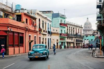 Singlereis Cuba